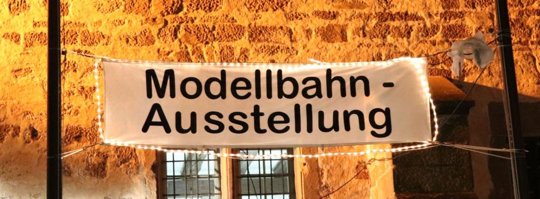 Modellbahnausstellungen