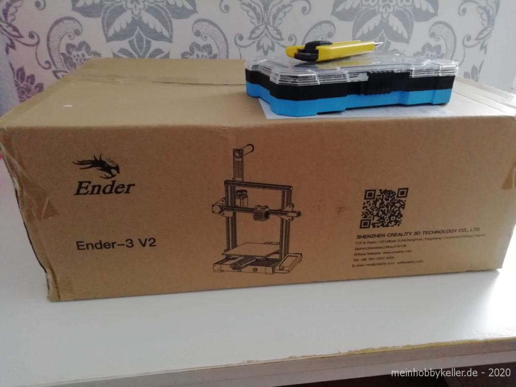 Verpackung 3D-Drucker